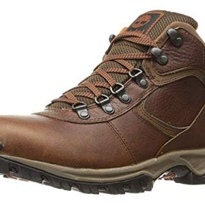 Timberland Men's Mt. Maddsen Mid Leather Wp