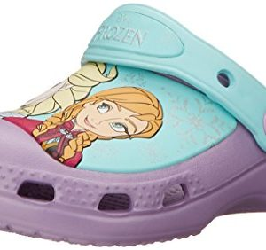 Crocs Kids Frozen Elsa and Anna Clog