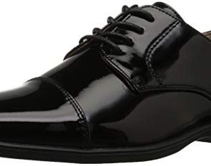 Florsheim Kids Boys' Reveal Tuxedo Formal Cap Toe Oxford Jr