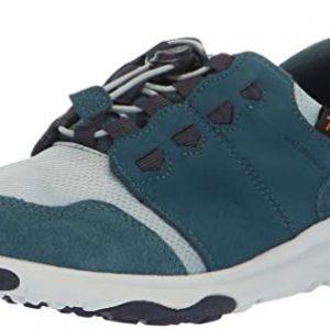 Teva Unisex Arrowood 2 Low WP Hiking Shoe, Atlantic DEEP