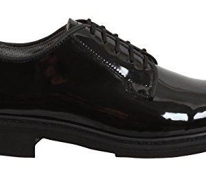 Rothco Uniform Hi-Gloss Oxford Dress Shoe