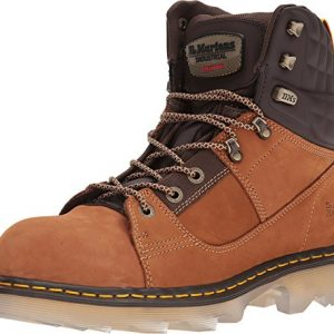 Dr. Martens Work Unisex Camber Alloy Toe Chestnut Wind River Hydro/Dark