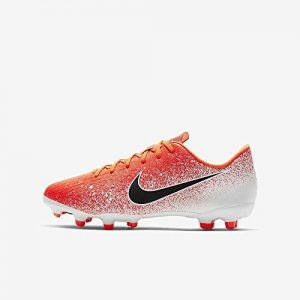 Nike Youth Mercurial Vapor XII Academy Multi Ground Soccer Cleats
