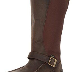 Danner Men's Sharptail Snake Boot 17 Inch Dark Brown Hunting Boot