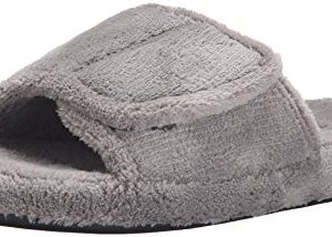Acorn Men's Spa Slide, Grey, Large