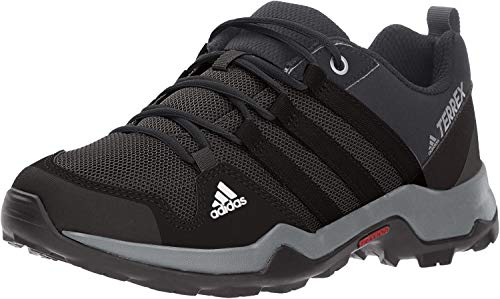 adidas outdoor Terrex AX2R Hiking Boot, Black/Vista Grey