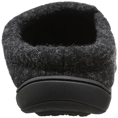 Acorn Men's Digby Gore, Black Tweed, Medium Acorn Men's Digby Gore, Black Tweed, Medium / 9-10.