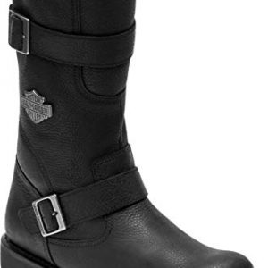 Harley-Davidson Men's Severn Leather Motorcycle Boots