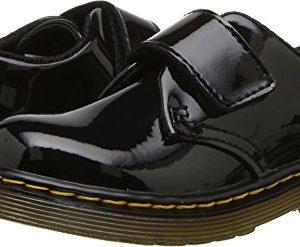 Dr. Martens - Unisex-Child Kamron T Strap Shoe