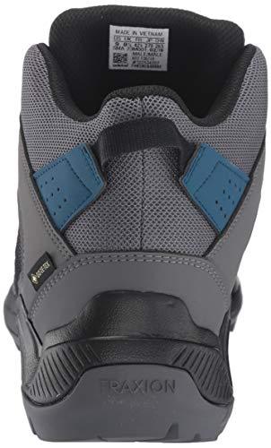 adidas outdoor Men's Terrex EASTRAIL MID GTX Hiking Boot adidas outdoor Men's Terrex EASTRAIL MID GTX Hiking Boot, Four/Black/Grey Three, 6.5 D US.