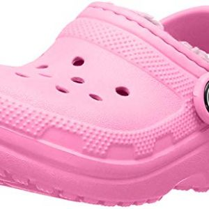Crocs Classic Lined Clog Pink Lemonade