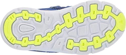 Stride Rite Girls Ocean Boy's Machine Washable Athletic Sneaker Stride Rite Girls Ocean Boy's Machine Washable Athletic Sneaker, Blue, 11 W US Little Kid.