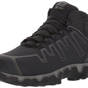 Timberland PRO Men's Powertrain Sport Mid Alloy Toe EH