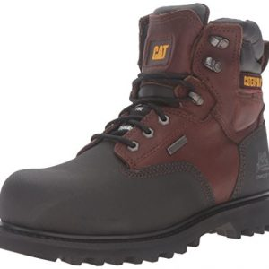 "Caterpillar Men's Creston 6"" Waterproof TX Comp Toe"