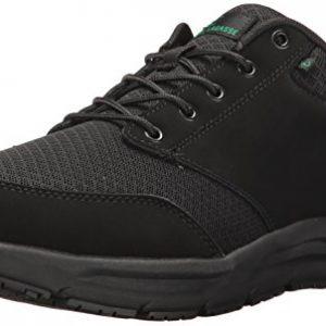 Emeril Lagasse Men's Quarter Mesh Shoe, Black