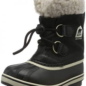 Sorel Yoot Pac Nylon Cold Weather Boot, Black