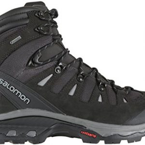 SALOMON QUEST 4D 3 GTX MEN'S HIKING BOOTS PHANTOM/BLACK