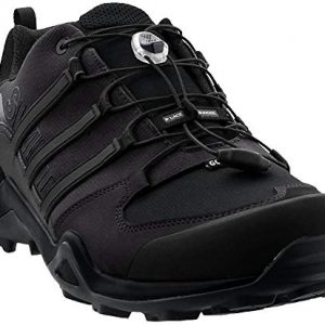 adidas outdoor Men's Terrex Swift R2 GTX Black/Black/Black