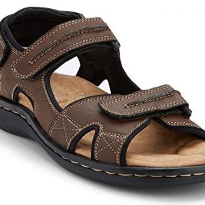 Dockers Men's Newpage Sporty Outdoor Sandal Shoe,Briar
