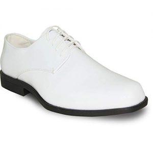 VANGELO Men Formal Tuxedo Dress Shoe for Wedding
