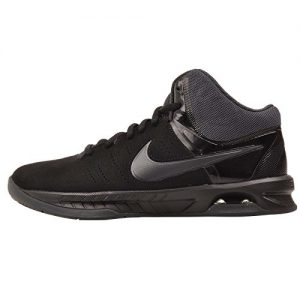 Nike Mens Air Visi Pro Vi Nbk Black/Anthracite Ankle-High