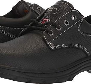 Skechers Work Workshire Tydfil ST Steel Toe Mens Oxfords
