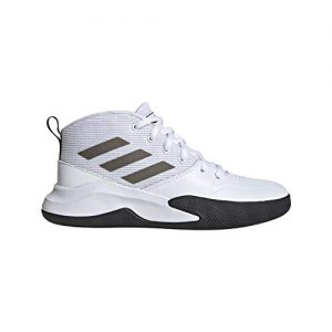 adidas Unisex-Kid's OwnTheGame Wide Basketball Shoe
