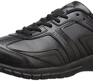 dickies Men's Vanquish Health Care & Food Service Shoe, Black
