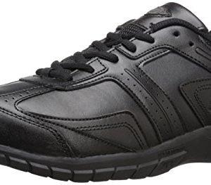 dickies Men's Vanquish Health Care & Food Service Shoe, Black