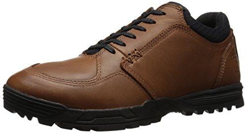 5.11 Men's Pursuit Lace Up Shoe, Dark Brown