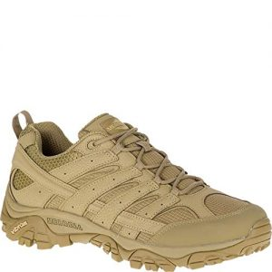 Merrell Mens Moab 2 Tactical, Color: Coyote