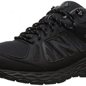 New Balance Men's Fresh Foam Walking Shoe, Black
