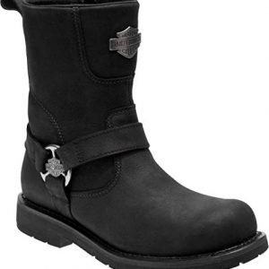 Harley-Davidson Men's Stokes Leather Motorcycle Harness Boots