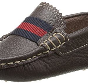 Elephantito Boys' Club Loafer Brown