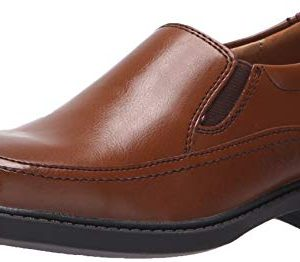 Florsheim Kids Boys' Bogan Jr II Loafer, Cognac
