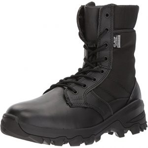 5.11 Men's Speed 3.0 Waterproof Combat Military Boots Fire and Safety
