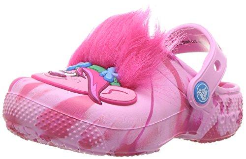 Crocs Unisex Fun Lab Trolls Clog K, party pink
