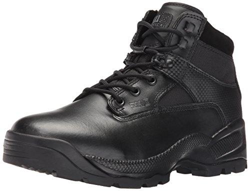 5.11 Men's ATAC 6In Side Zip Boot-U, Black
