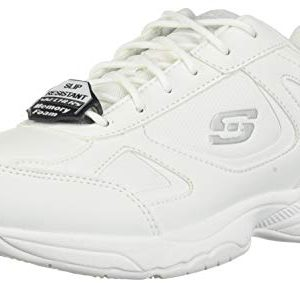 Skechers Men's Work Relaxed Fit: Dighton SR Shoe