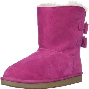 Koolaburra by UGG Unisex-Kid's K ATTIE Fashion Boot