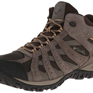 Columbia Men's Redmond MID Waterproof Wide Hiking Boot