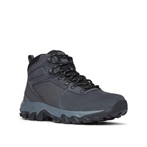 Columbia Men's Newton Ridge Plus II Suede Waterproof Boot