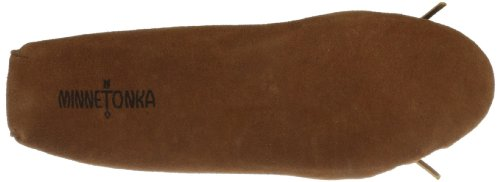 Minnetonka Men's Pile Lined Softsole, Brown Minnetonka Men's Pile Lined Softsole, Brown, 12 M US.
