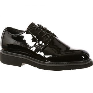 Rocky Duty Men's High Gloss Oxford