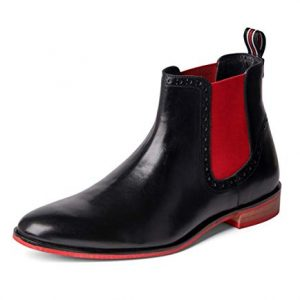 Carlos Santana Mantra Men's Designer Chelsea Boots for Style and Comfort