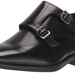Florsheim Kids Boys' Potenza Jr. Double Monk Strap Loafer
