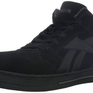 Reebok Work Men's Dayod Safety Shoe,Black