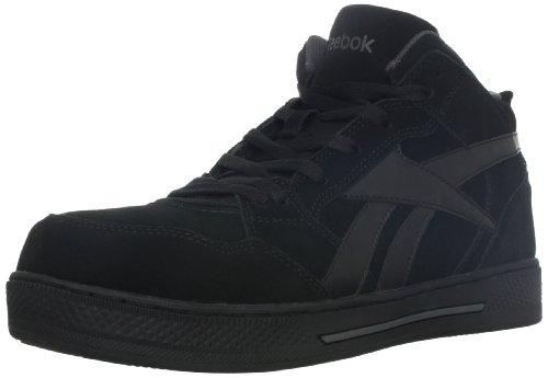 Reebok Work Men's Dayod Safety Shoe,Black