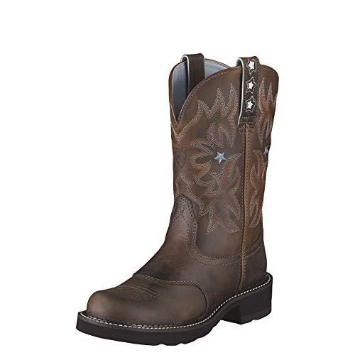 Ariat Women's Probaby Western Cowboy Boot, Driftwood Brown