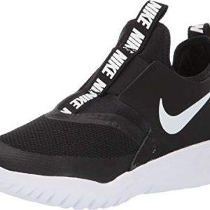 Nike Kids Flex Runner GS Black White